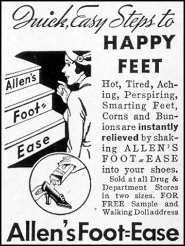 ALLEN'S FOOT-EASE LIFE 08/02/1937 p. 68