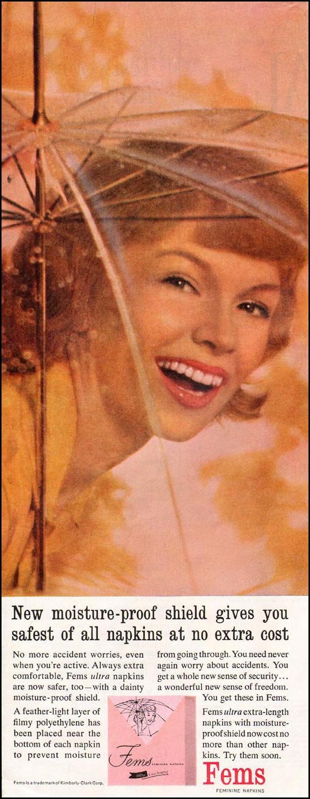 FEMS LADIES' HOME JOURNAL 06/01/1961 p. 4