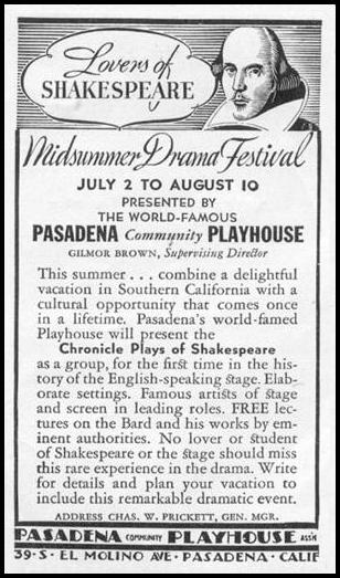 MIDSUMMER DRAMA FESTIVAL
