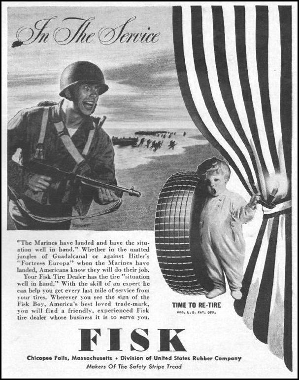 FISK TIRES
