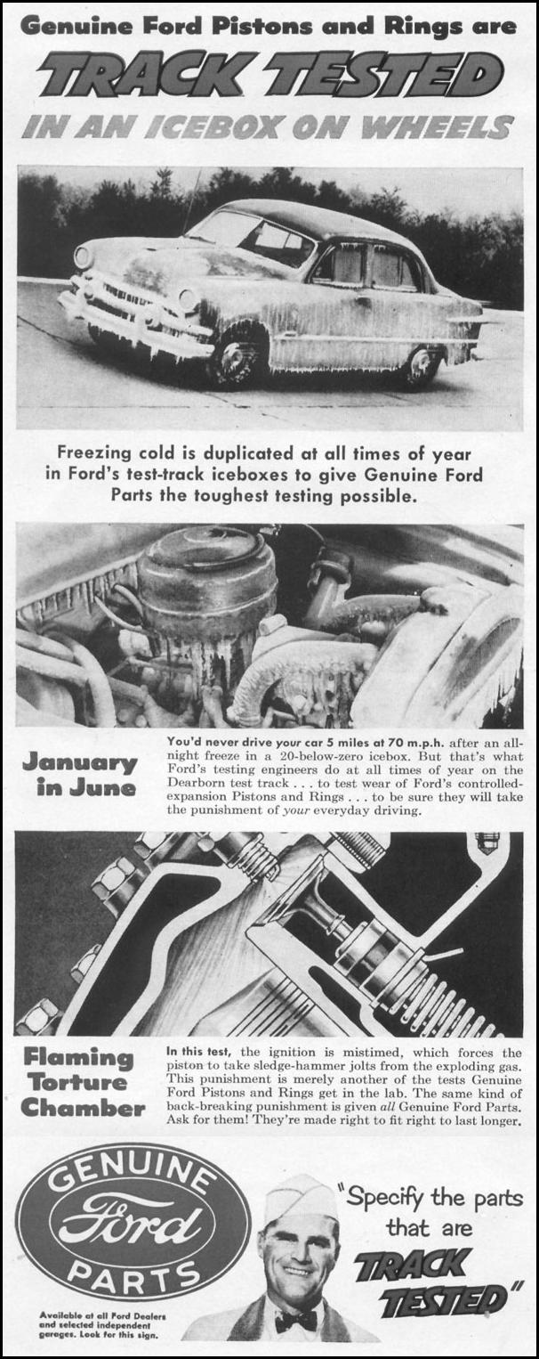 FORD AUTOMOBILE PARTS LIFE 06/16/1952 p. 10