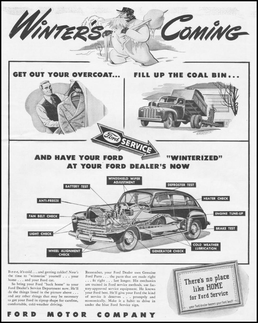 FORD AUTOMOTIVE SERVICE LIFE 11/25/1946 p. 15