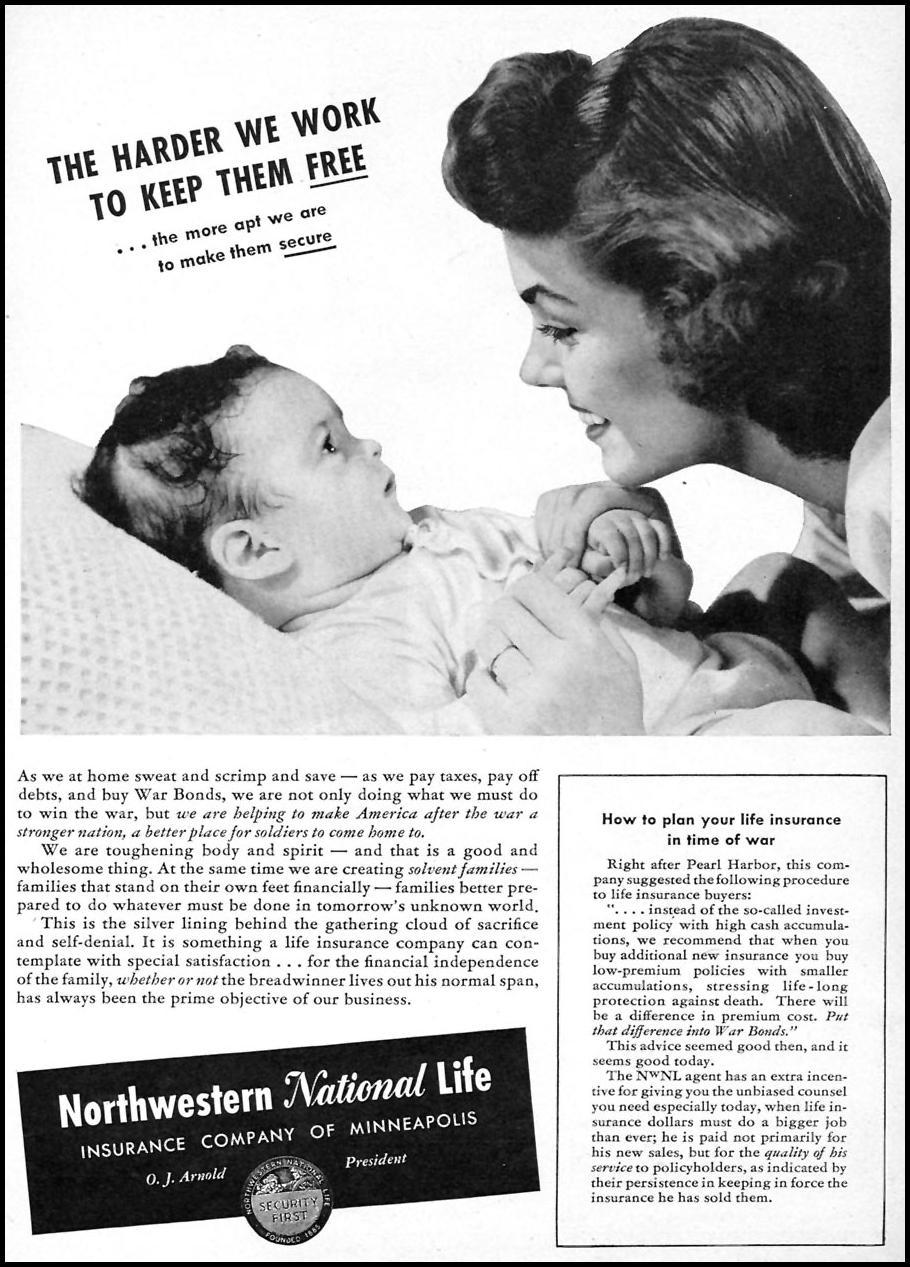 LIFE INSURANCE TIME 11/02/1942 p. 93