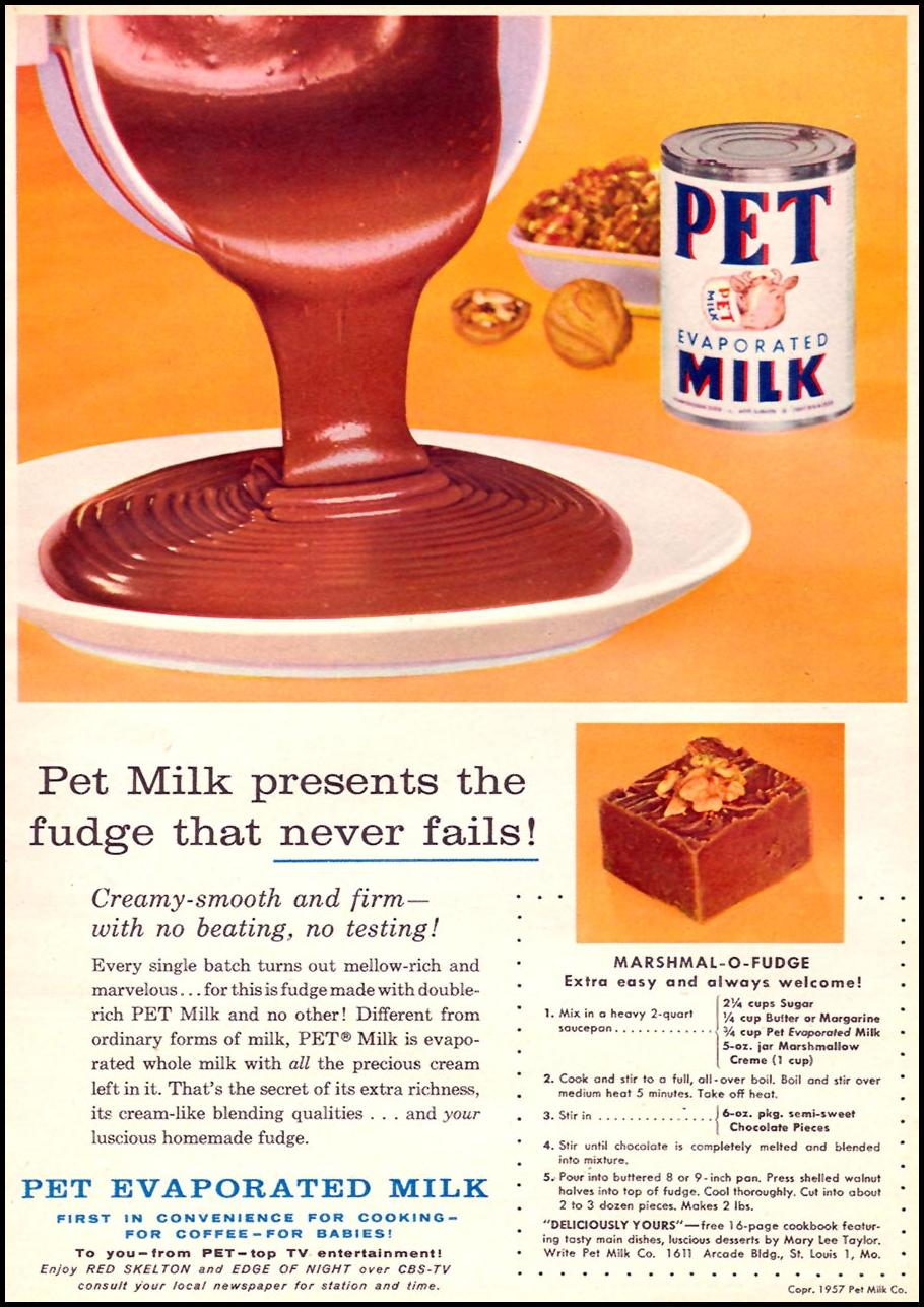 PET EVAPORATED MILK FAMILY CIRCLE 11/01/1957 p. 15