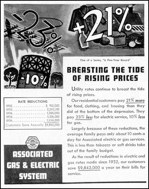GAS & ELECTRIC UTILITIES LIFE 07/26/1937 p. 17
