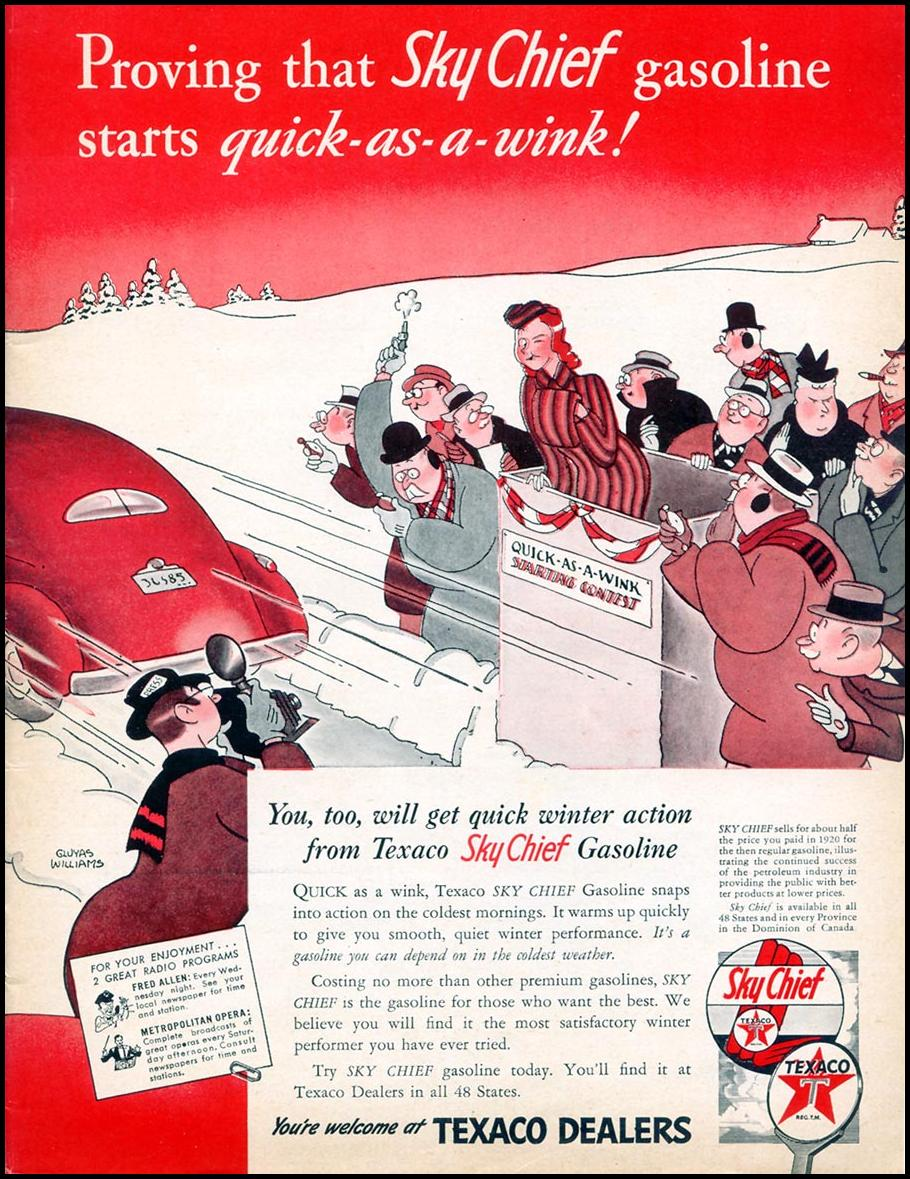TEXACO SKY CHIEF GASOLINE TIME 12/28/1942 p. 5