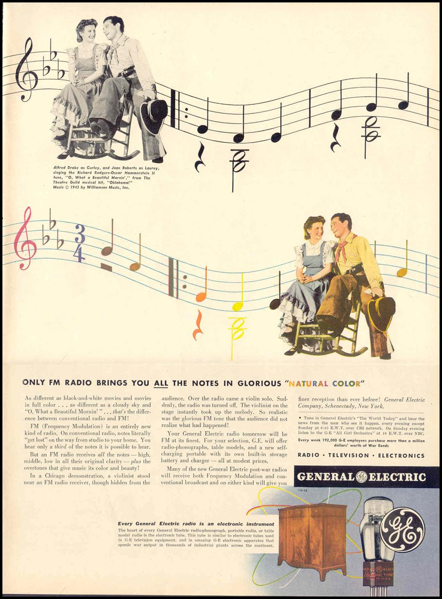 GENERAL ELECTRIC FM RADIO LIFE 02/14/1944 p. 11