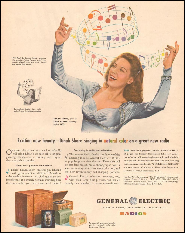 GENERAL ELECTRIC RADIOS LIFE 06/04/1945 p. 7