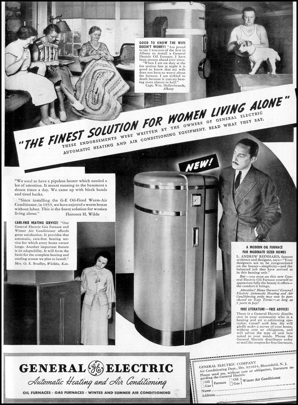 GENERAL ELECTRIC AUTOMATIC HEATING LIFE 09/20/1937 p. 109
