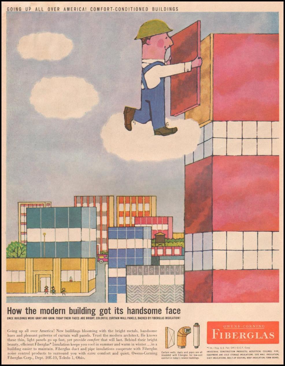 OWENS-CORNING FIBERGLAS LIFE 05/19/1958 p. 5