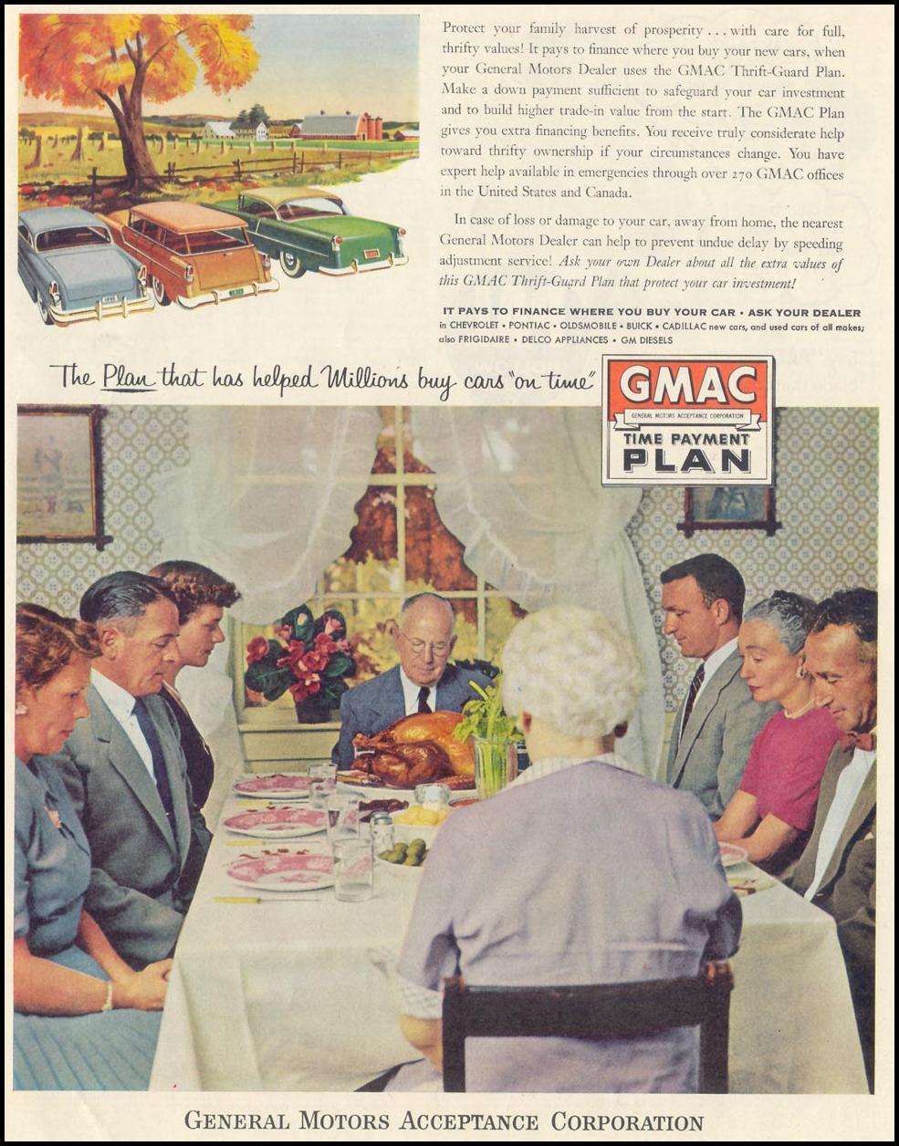 GMAC TIME PAYMENT PLAN LIFE 10/29/1955 p. 123