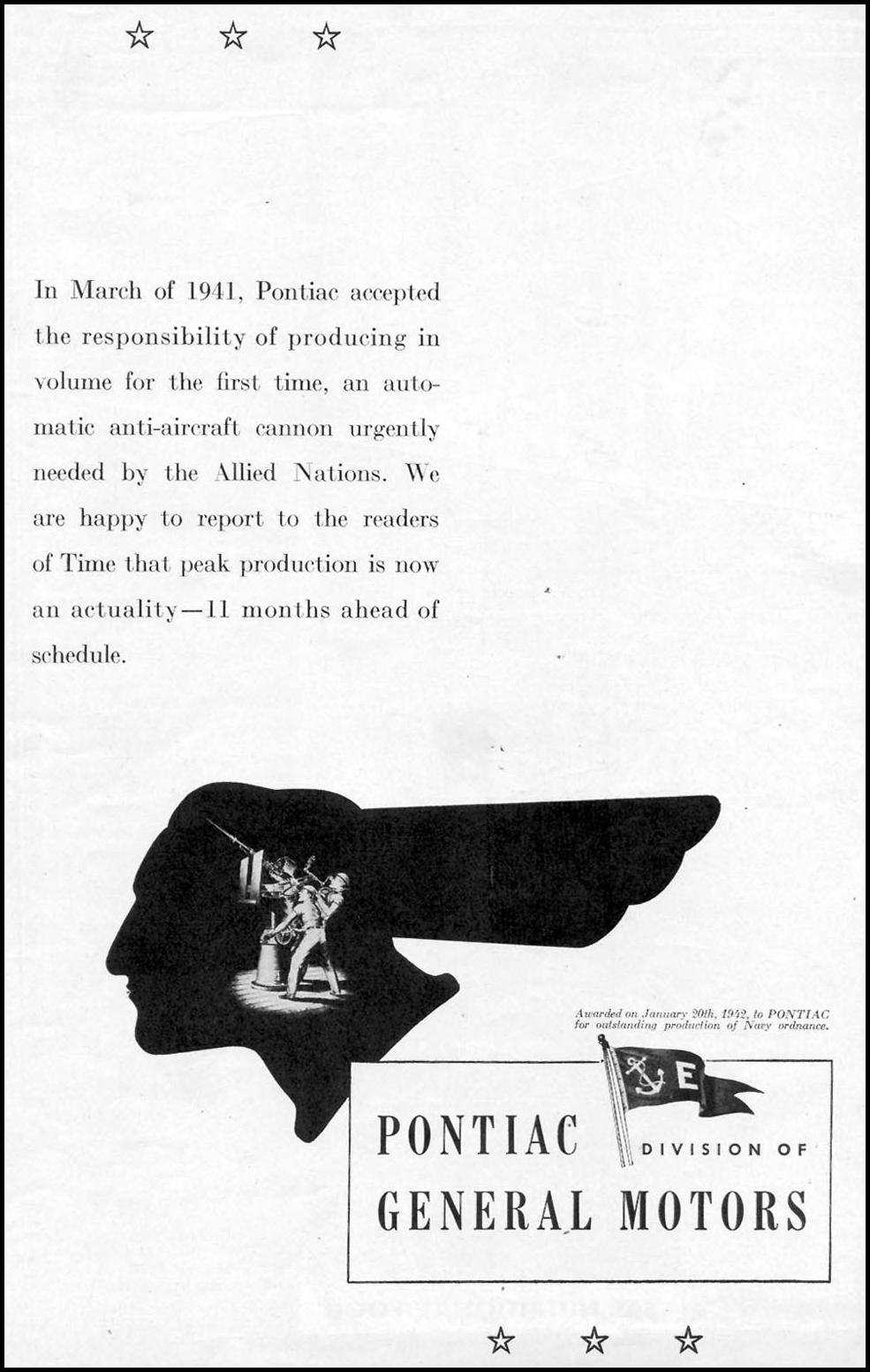 PONTIAC WAR PRODUCTION TIME 08/17/1942 p. 5