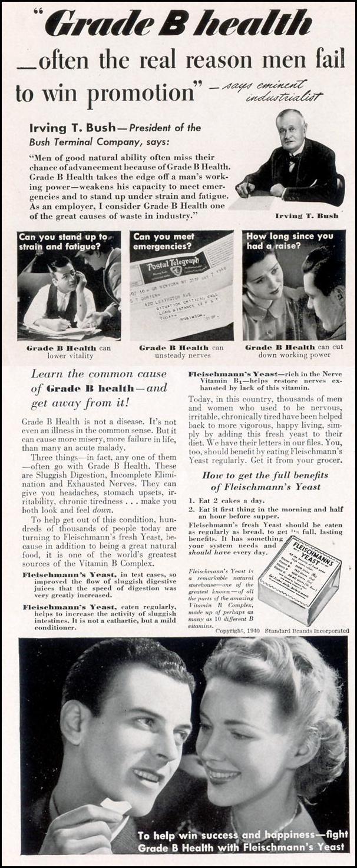 FLEISCHMANN'S YEAST LIFE 09/30/1940 p. 88