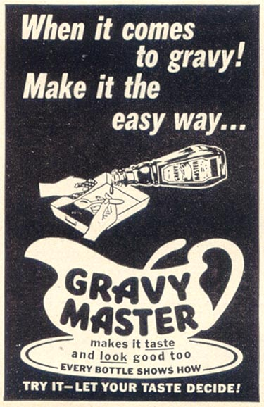 GRAVY MASTER WOMAN'S DAY 03/01/1949 p. 92