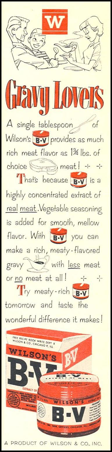 WILSON'S B-V WOMAN'S DAY 09/01/1955 p. 93