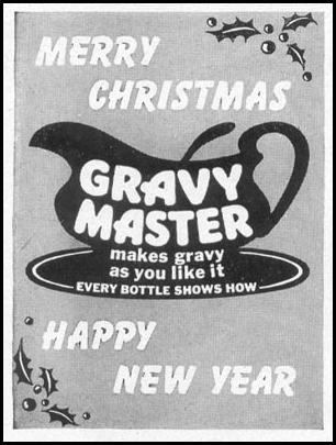 GRAVY MASTER WOMAN'S DAY 12/01/1948 p. 118