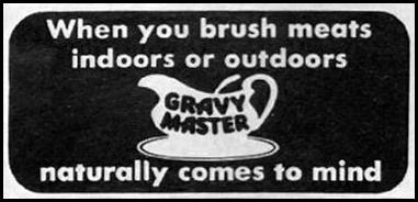 GRAVY MASTER GOOD HOUSEKEEPING 10/01/1965 p. 254