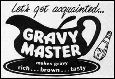 GRAVY MASTER WOMAN'S HOME COMPANION 12/01/1952 p. 88