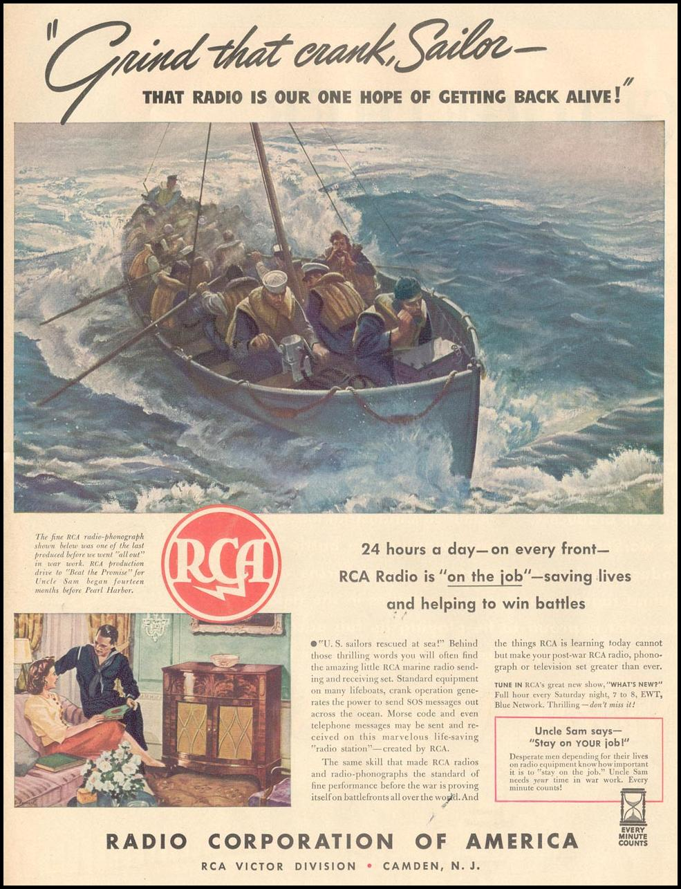 RCA WAR PRODUCTION