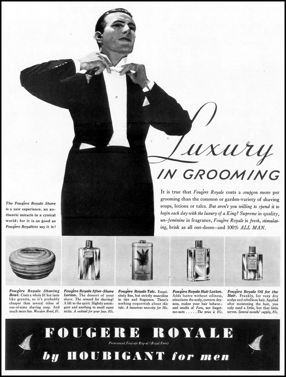 FOUGERE ROYALE LIFE 09/20/1937 p. 77