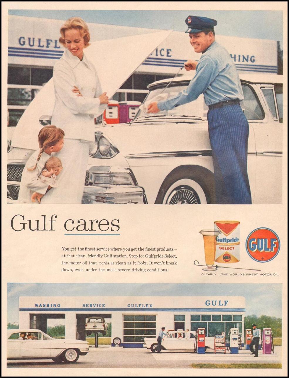 GULFPRIDE MOTOR OIL LIFE 08/10/1959