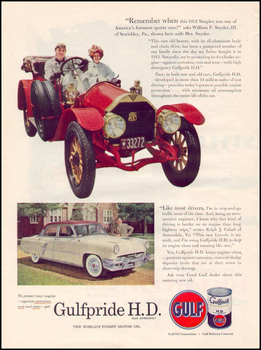 GULFPRIDE MOTOR OIL TIME 08/31/1953 p. 34