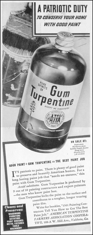 GUM TURPENTINE LIFE 05/24/1943 p. 99