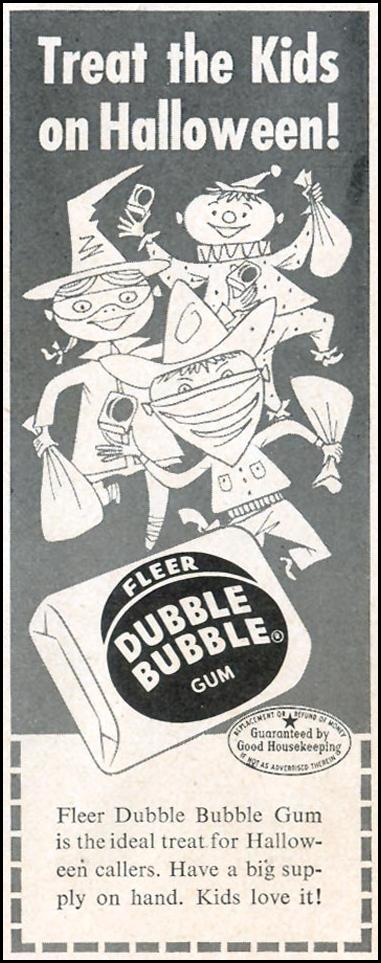 FLEER DUBBLE BUBBLE GUM LIFE 10/19/1953 p. 179