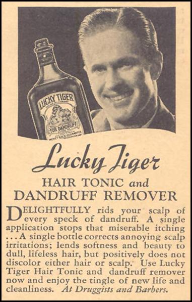 LUCKY TIGER HAIR TONIC LIBERTY 02/01/1936 p. 55