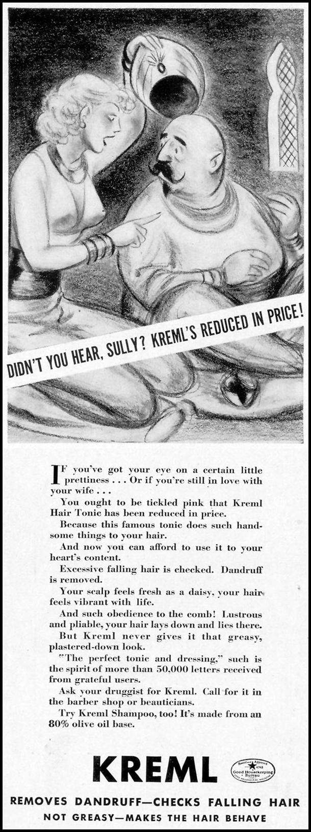 KREML HAIR TONIC LIFE 08/09/1937 p. 16