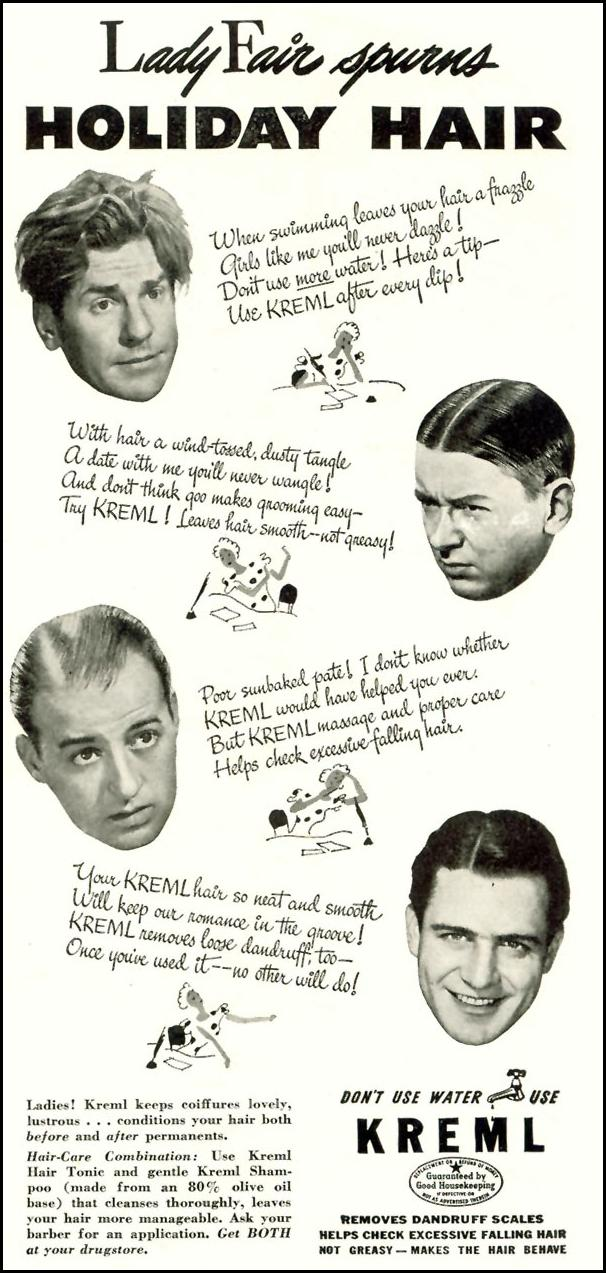 KREML HAIR TONIC TIME 06/15/1942 p. 61