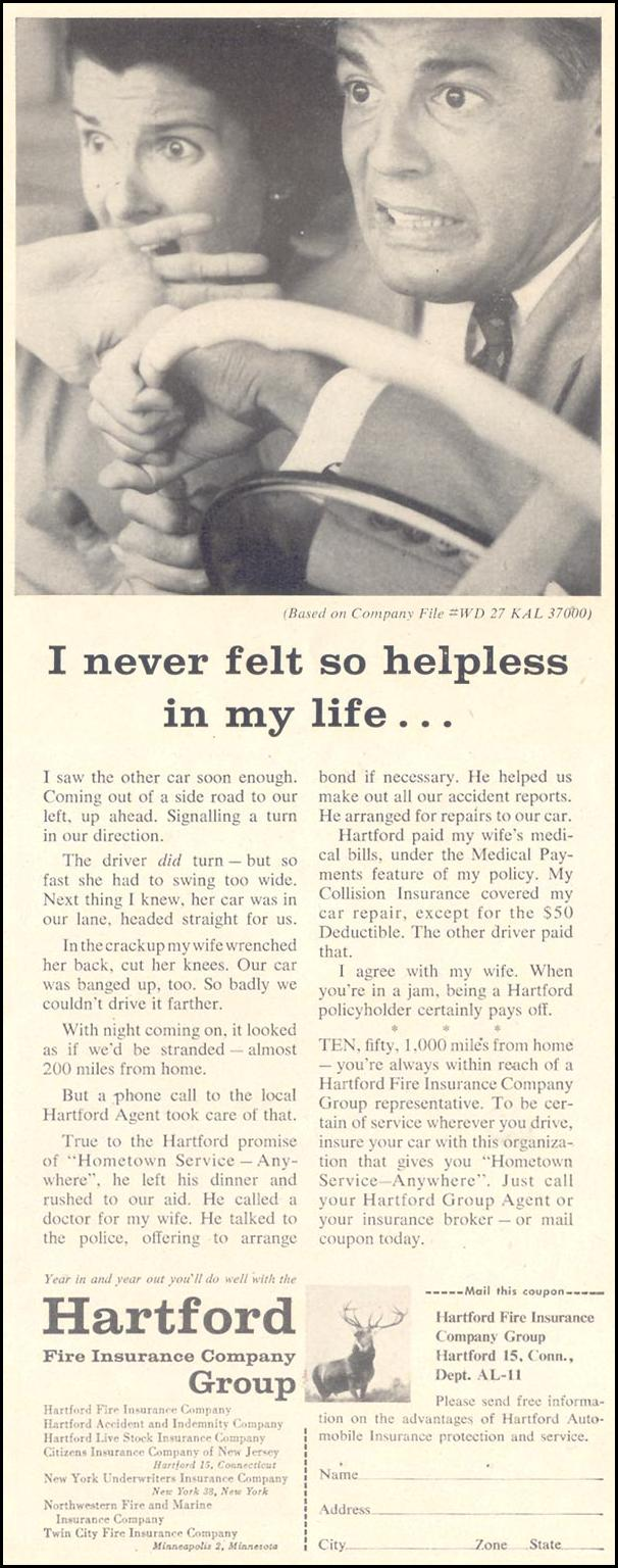 AUTOMOBILE INSURANCE LIFE 11/11/1957 p. 15