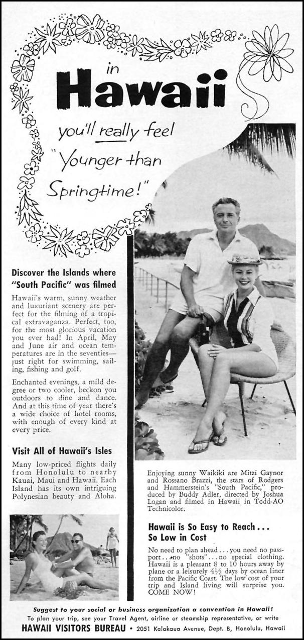 HAWAIIAN VACATION TIME 05/05/1958 p. 6
