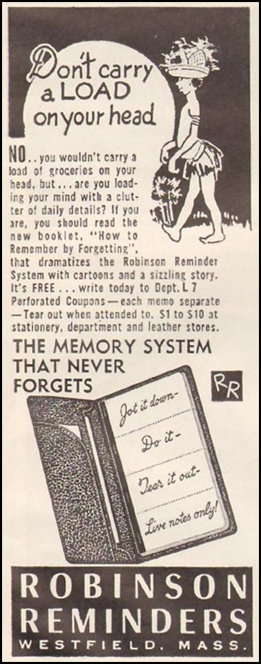 ROBINSON REMINDERS LIFE 10/23/1944 p. 13
