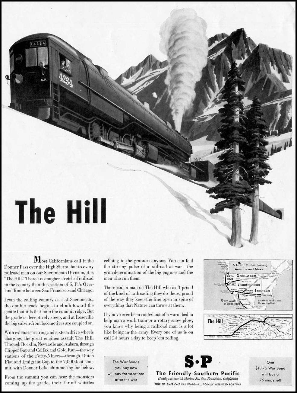 RAIL TRAVEL LIFE 05/24/1943 p. 81