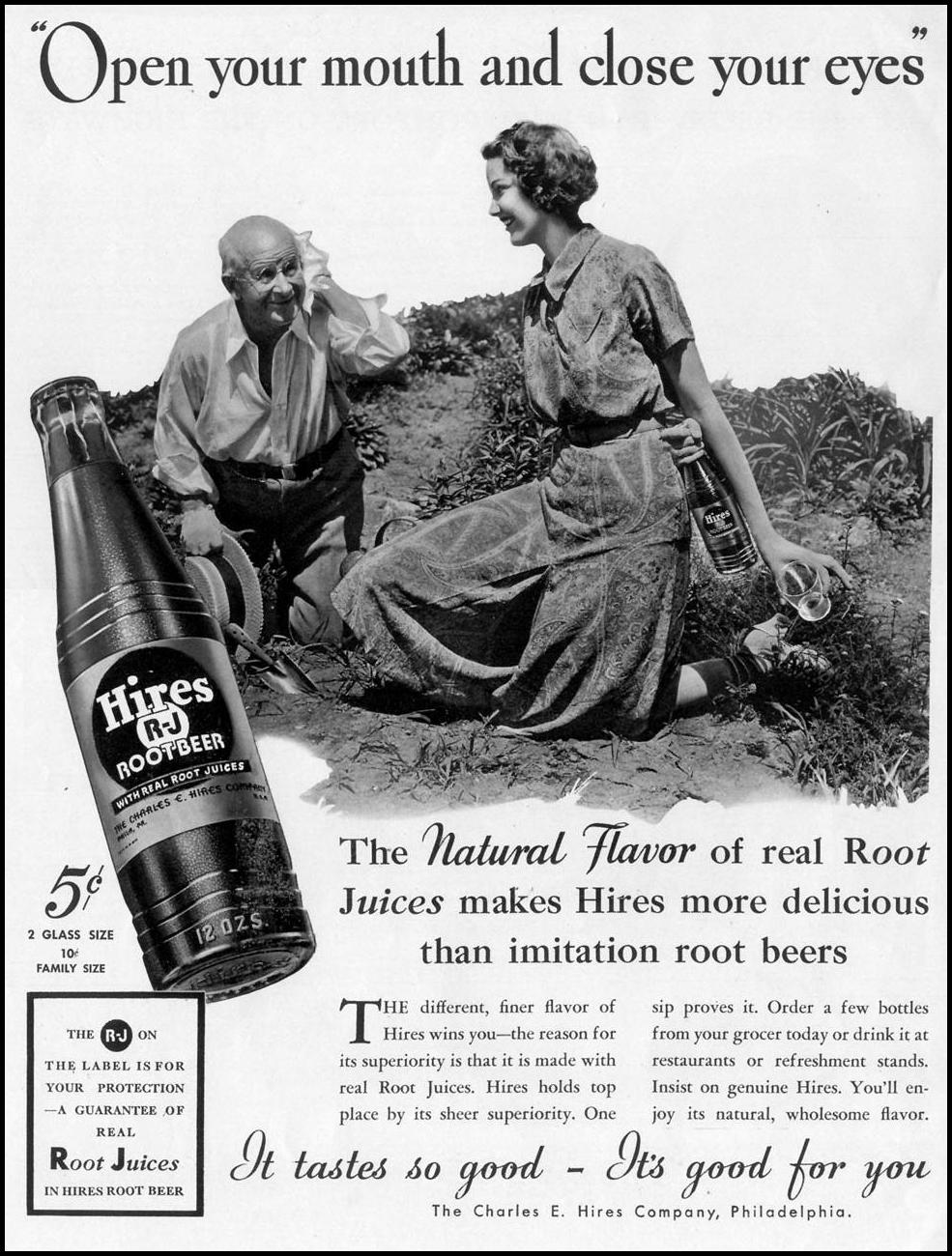 HIRES ROOT BEER LIFE 08/09/1937 p. 2