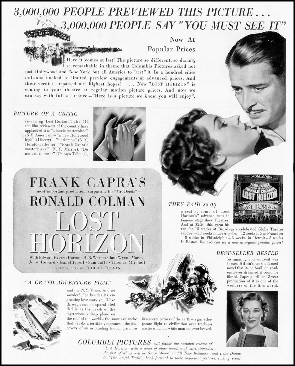 LOST HORIZON LIFE 08/30/1937 p. 16