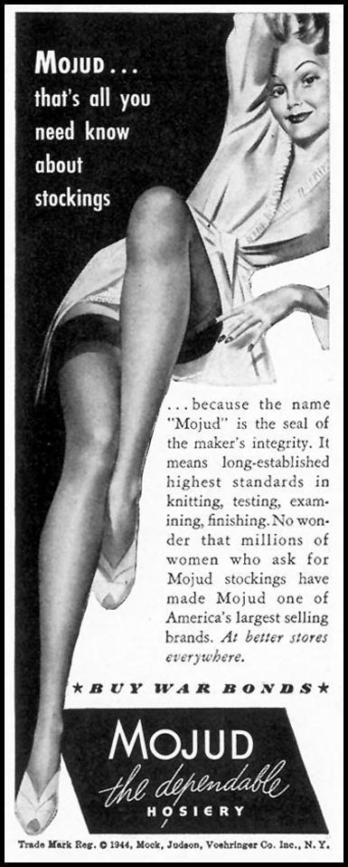 MOJUD HOSIERY LIFE 02/28/1944 p. 104
