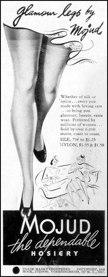 MOJUD HOSIERY LIFE 06/23/1941 p. 79