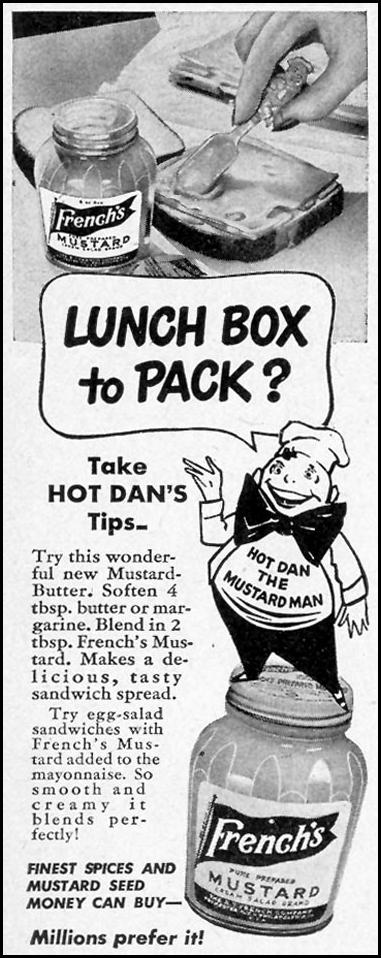FRENCH'S PREPARED MUSTARD LIFE 02/28/1944 p. 96