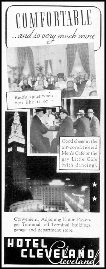 HOTEL CLEVELAND LIFE 09/06/1937 p. 106