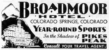 BROADMOOR HOTEL TIME 02/16/1942 p. 41