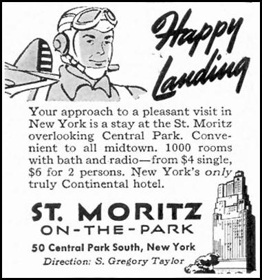 ST. MORTIZ ON-THE-PARK TIME 02/16/1942 p. 60