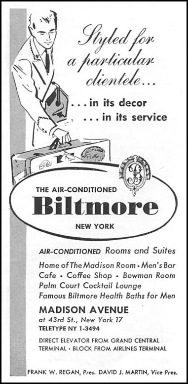 THE BILTMORE HOTEL TIME 06/08/1953 p. 103