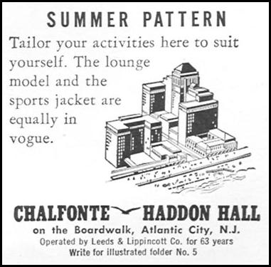 CHALFONTE HADDON HALL TIME 06/08/1953 p. 56