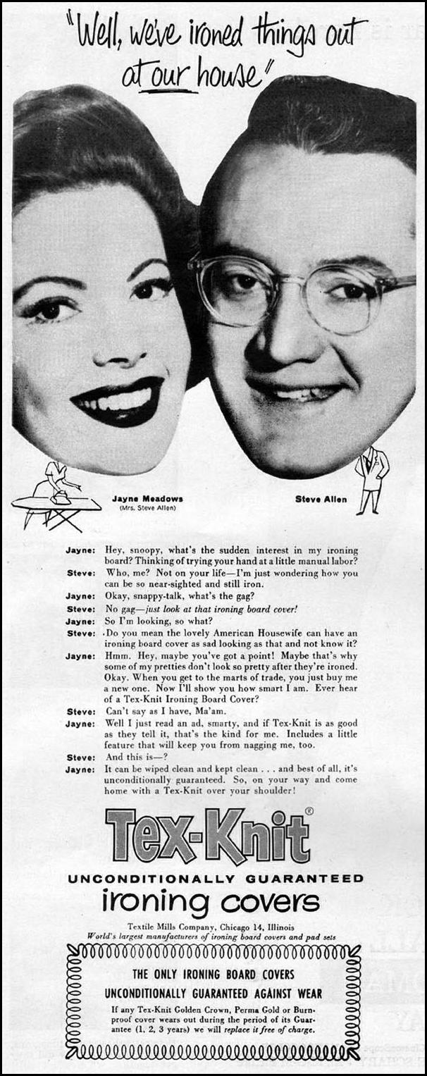 TEX-KNIT IRONING COVERS LIFE 04/01/1957 p. 106