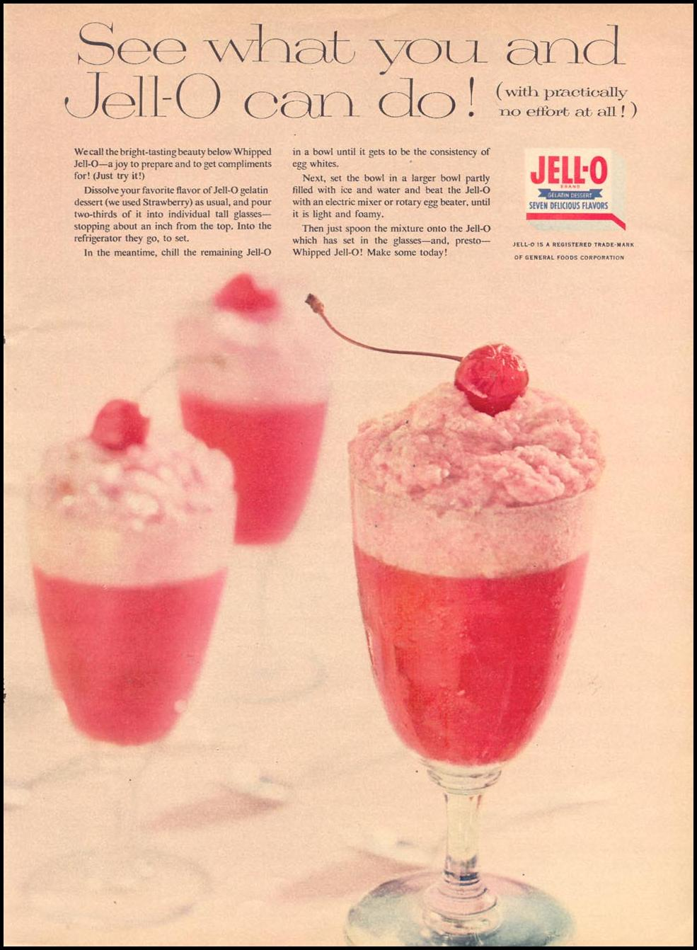 JELL-O WOMAN'S DAY 11/01/1955 p. 23