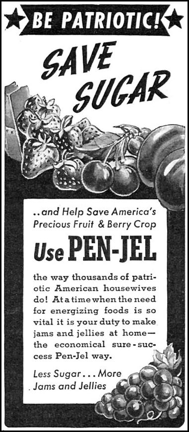 PEN-JEL WOMAN'S DAY 07/01/1945 p. 20