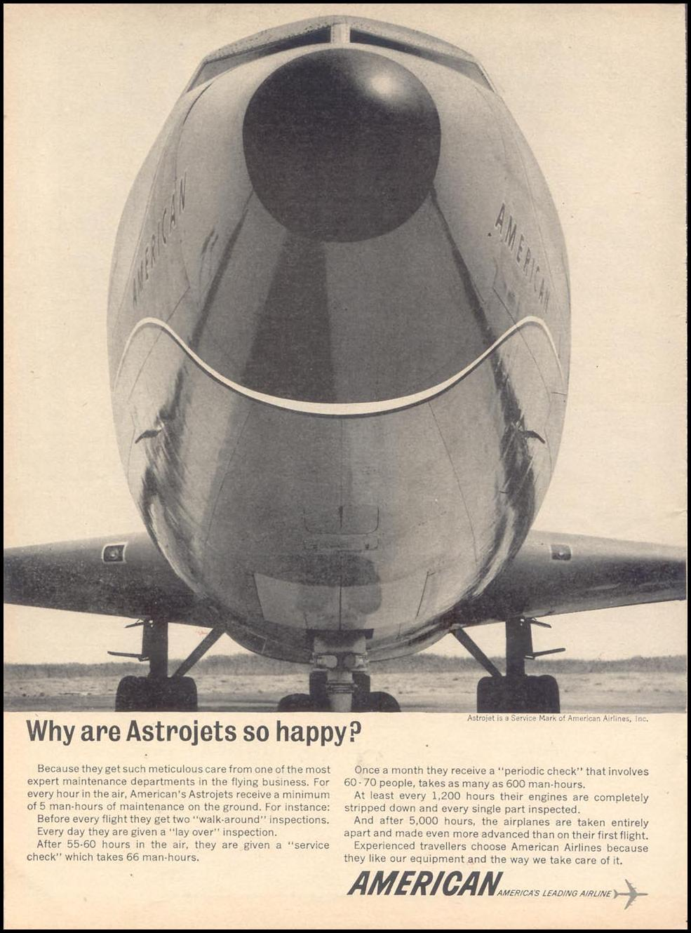 AIR TRAVEL TIME 11/17/1961