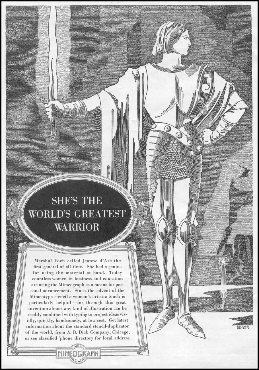 MIMEOGRAPH NEWSWEEK 11/09/1935 p. 4